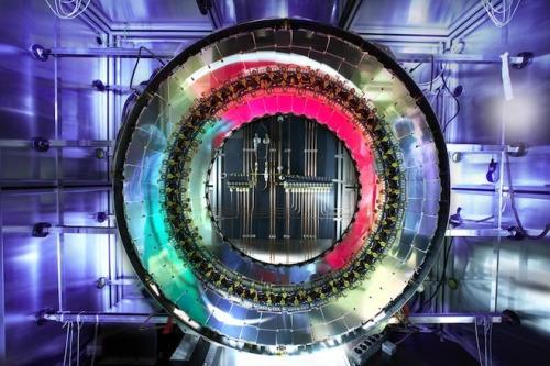 Physics community afire with rumors of Higgs boson discovery.