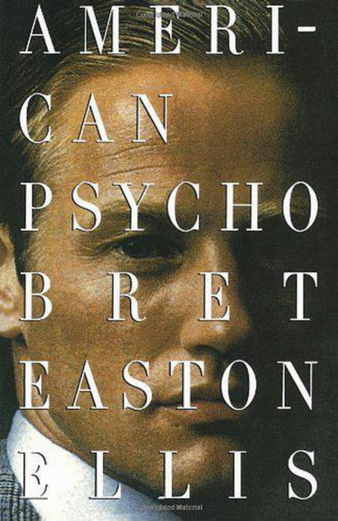 just finished: Bret Easton Ellis' American Psycho