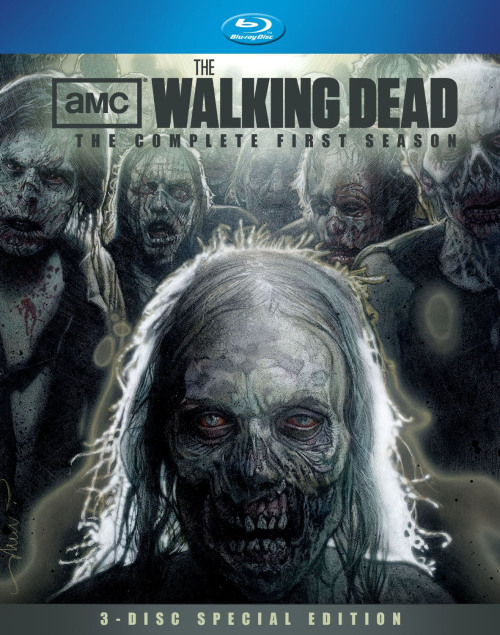 gamefreaksnz:  Amazon Deal of the Day The Walking Dead: The Complete First Season (3-Disc Special Edition) [Blu-ray] USD$59.97 34.97 (save 58%)
