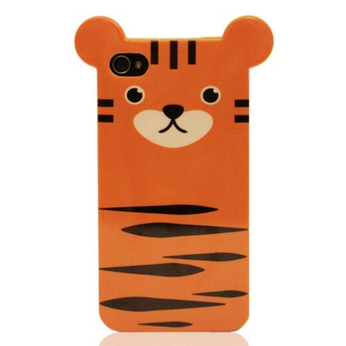 "Just bought a Siberian Tiger iPhone case from ANICASE.  It's cute and part of the proceeds go to a good cause. ""ANICASE is a company based in New York City that designs and sells uniquely molded 3-D iPhone case covers of endangered species and their stories. 10% of net profits goes to support our endangered neighbors."""