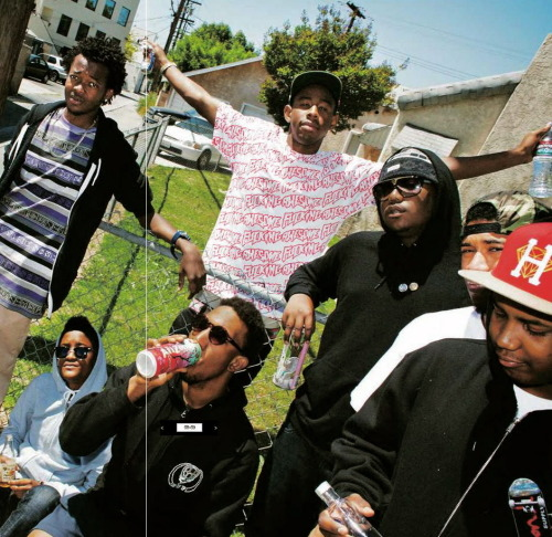 cle-men-ders:  Odd Future