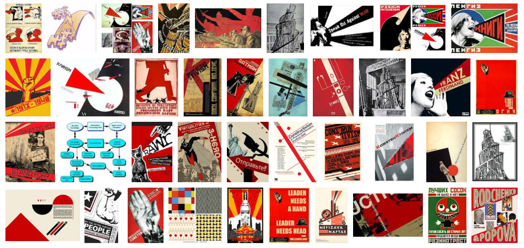 """Constructivism,"" Google Image search by Rob Walker, June 15, 2012 Second of four searches inspired by this Design Observer post by Alexandra Lange."