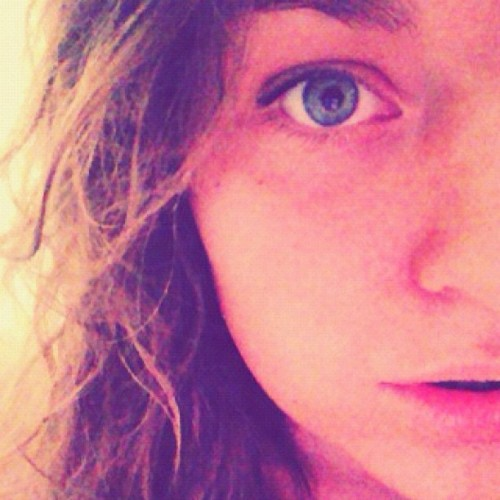 """I"" can see you! See what I did there? ☺#bored#tgif#love#girl#eye#blue#pale#tanned#wtf#lol#instagirl  (Taken with Instagram)"