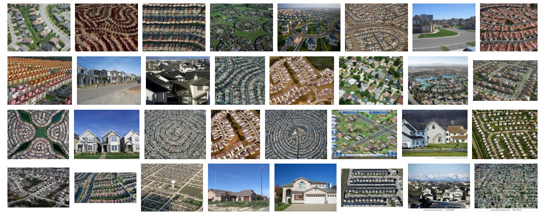 """Suburbs,"" Google Image search by Rob Walker, June 18, 2012"
