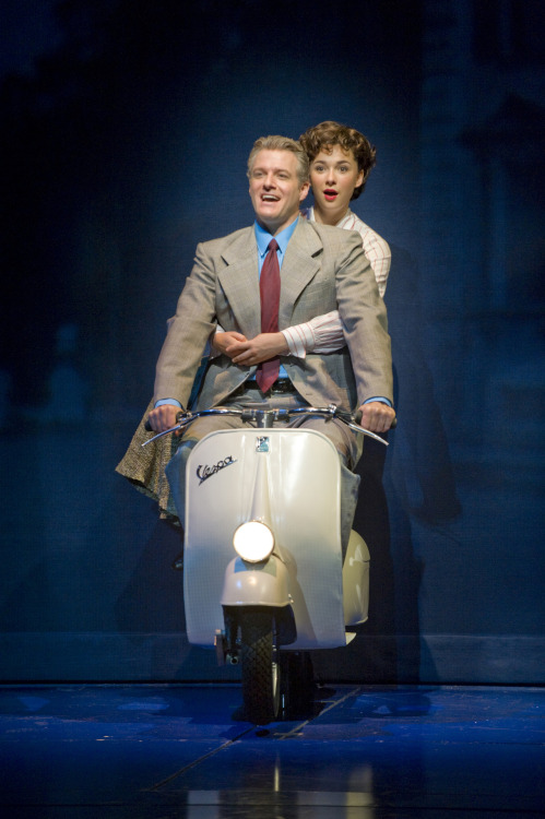 The Guthrie Theater's new adaptation of Roman Holiday features the music of Cole Porter. Read Emily Cain's rave review.