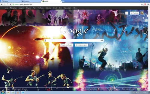 My beautiful Google ;333