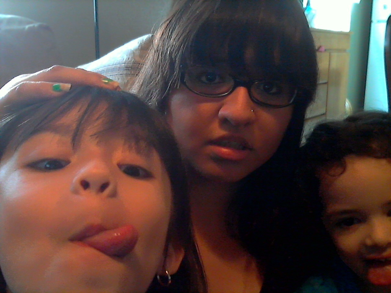 Babysitting my sisters is driving me insane.