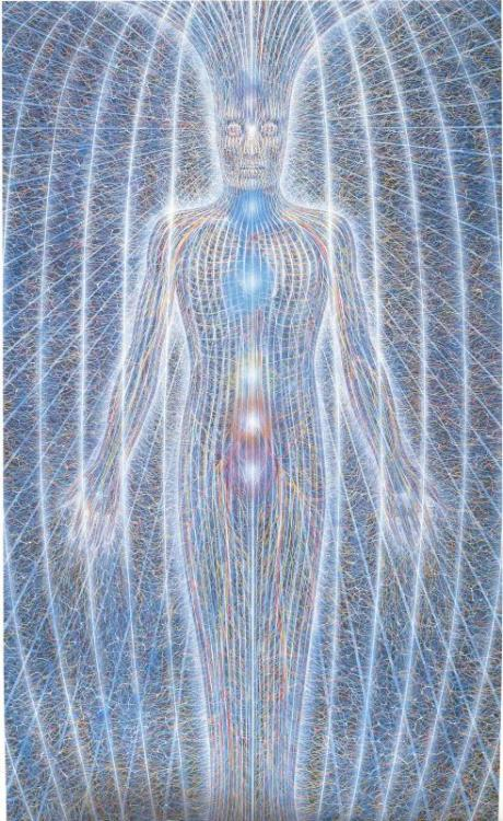 mentalalchemy:  Alex Grey