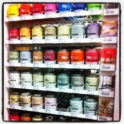 Pantone paint! And clear packaging so we can see all of the colors!  (Taken with Instagram)
