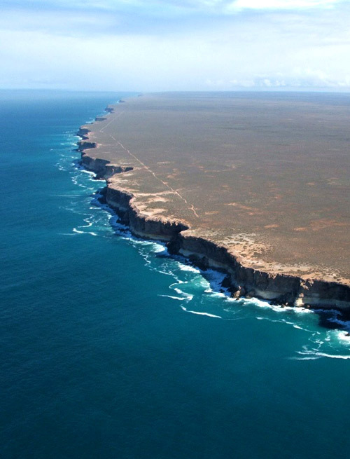 opcion:  End of the Earth, Australia