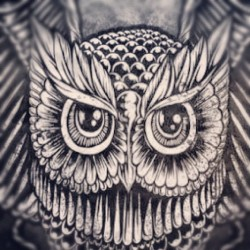 Hoot. | www.ownthenightclothing.com (Taken with Instagram)