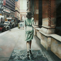 darksilenceinsuburbia:   thomas saliot. Walking Kubrick.