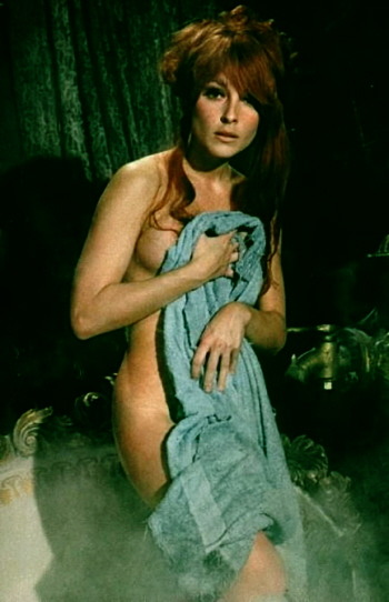 laurelcanyonrider:  Miss Sharon Tate in The Fearless Vampire Killers