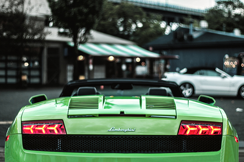 johnny-escobar:  Lamborghini Gallardo via Marcel
