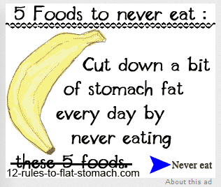 Lose weight fast by never eating.