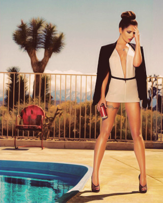 staystrongandbefearless:  Top 6 favorite photos of → Cheryl Cole