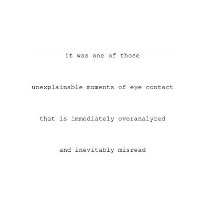 ... eye contact | FOLLOW BEST LOVE QUOTES ON TUMBLR FOR MORE LOVE QUOTES