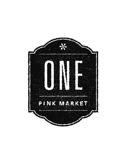 visualgraphic:  ONE Pink Market