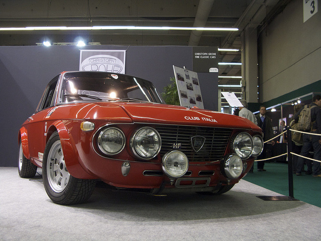 sic56:  Lancia Fulvia HF by MrZuffenhausen on Flickr.