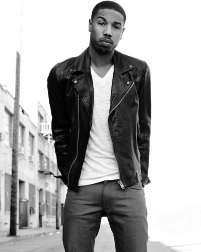 Grooming I did on Michael B Jordan (AKA YUNG B JORDZ) featured in VIBE magazine. Shot by Ben Cope. I love B Jordz, he might be a favorite.