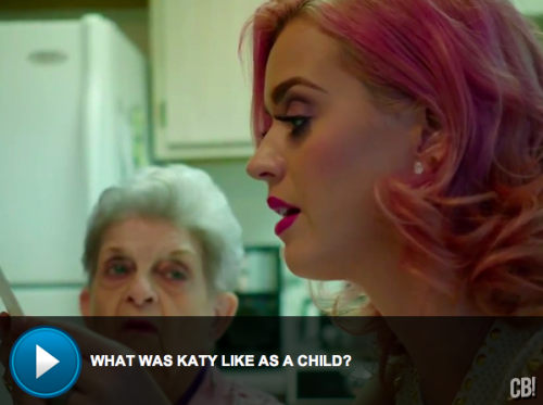VIDEO: Katy Perry's grandmother isn't afraid to dish out the truth about the starlet…