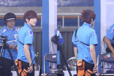 [120619] JinYoung @ Let's Go Dream Team Tumblr_m61md5zQU51qimp49o1_400