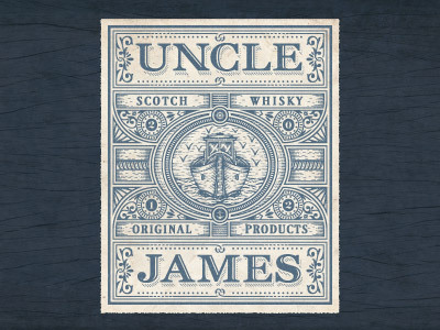 visualgraphic:  Uncle James
