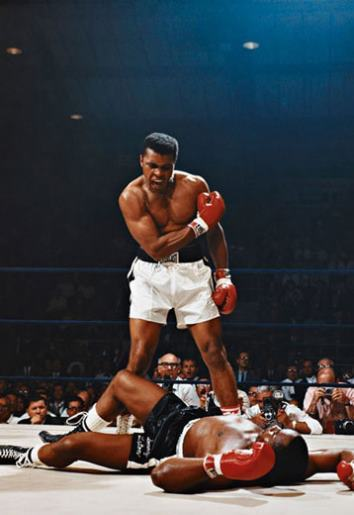 """I am the greatest, I said that even before I knew I was."" - Muhammad Ali."