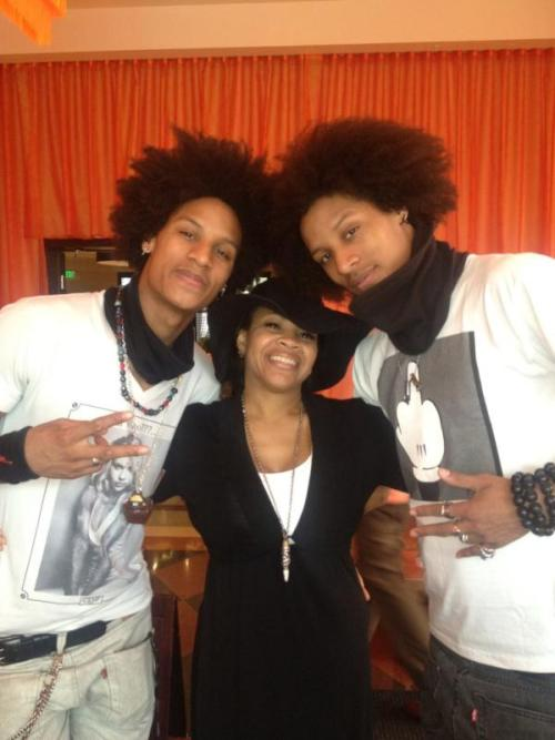 Les Twins at American Black Film Festival 2012  via ‏@LifeCoachDay