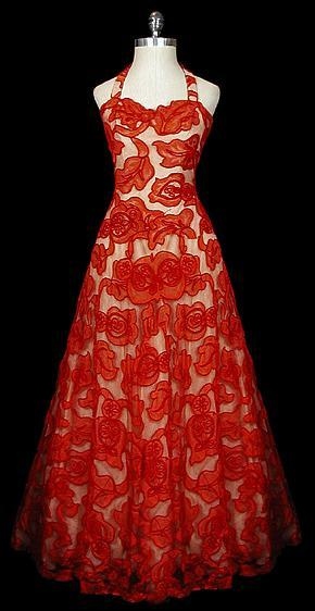 omgthatdress:  Dress 1940s The Frock