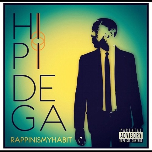 2 Words: Hipi Dega @rappinismyhabit Anticipated, waited, & finally here   (Taken with Instagram)