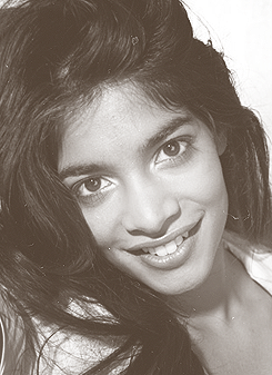 your beauty is offensive to me - Amara Karan