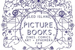 paperpusher:  Paper Pusher @ SLED ISLAND: Picture Books We are super pumped to be a part of this year's Picture Books (Zine Fair) happening at Sled Island this weekend. The line-up for the fair is the who and what of the here and now print and paper party : Shelf Life, Frosst Books, Small Ghosts, Jack Bride, Nicole Brunel, Gwen Pridham, John Quinones, Ryan Von Hagen, Jane Trash, Stephen Harper, Zine Tree Collective Artists, Alberta Printmakers' Society, Local Library, Papergirl Calgary, Aidan Koch, Seripop, Palimpsest, WWTWO, Lisa Czech, Celia Perrin Sidarous, Francesca Tallone, Walter Scott, Jamie Q, James Kirkpatrick, Kari Cwynar, Sara Cwynar, Sebastian Butt, Robin Cameron, Paper Monument, Aaron Mangle (of COUSINS) + hand-picked Halifax artists, Paper Pusher Printworks, Islands Fold, Luke Ramsay. If you're in Calgary! It all goes down on Saturday, June 23. - 11:00 AM Old Y Courtyard - 223 12th Ave SW  HEY GUYS! my book is at SLED ISLAND: PICTURE BOOKS too! if you're in CALGARY TOMORROW.