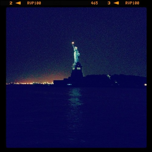 Lady liberty  (Taken with Instagram)