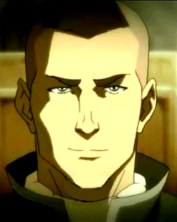 joeydftba:  I took the wrinkles off of old Sokka and literally turn his frown upside down to make him look like he's in his late-teens to early-to-mid-20's.