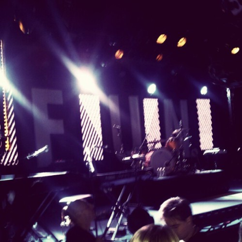 Waitkng for Fun. VIP status!! (Taken with Instagram at Music Hall of Williamsburg)