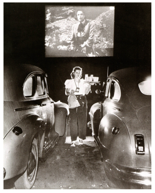 my1930s:  First Drive-In Theatre opened in 1933 in Camden, New Jersey