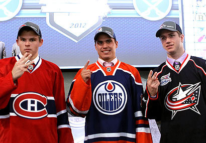 Galchenyuk, Yakupov, and Murray