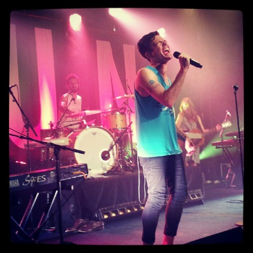 #fun #band #tonightweareyoung (Taken with Instagram at Music Hall of Williamsburg)