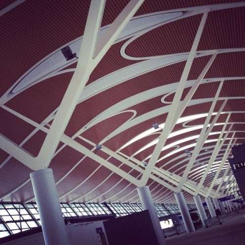 let's fly. #shanghai #PVG #airports (Taken with Instagram)