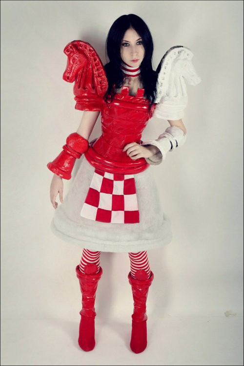 Alice Madness Returns - Checkmate by ~Ank-sama