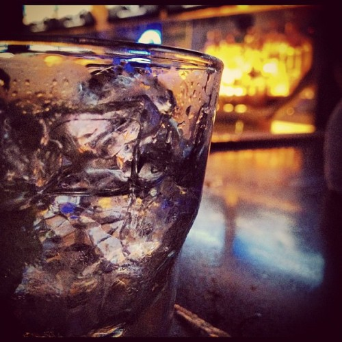 #absolutontherocks #absolut (Taken with Instagram)