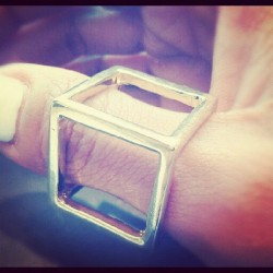REALLY #obsessed with the Navah ring on anarchystreet.com (Taken with Instagram at lisslizwhatever.tumblr.com)