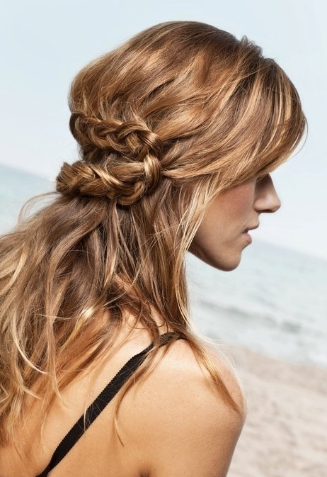 fuckyeahrunwayhair:  beach braid by franck provost