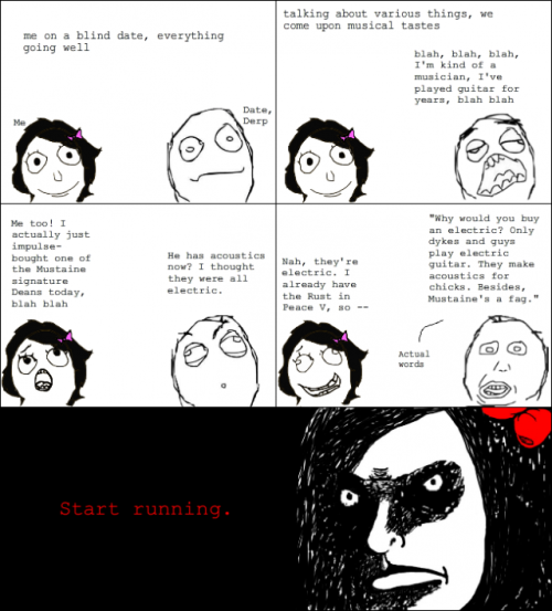 memehunter:  Blind Date Ragehttp://ragecomics4you.tumblr.com