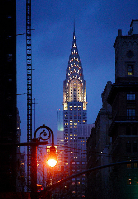 Chrysler Building  by NYC♥NYC on Flickr.