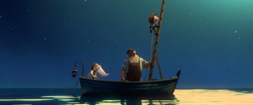 The Pixar short La Luna is the best movie I have seen since Drive.