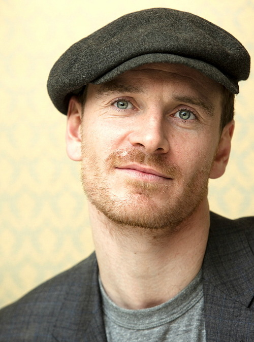 20/100: Michael Fassbender.  Oh, God.