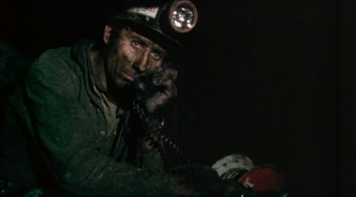 HARLAN COUNTY, USA (BARBARA KOPPLE, 1976)