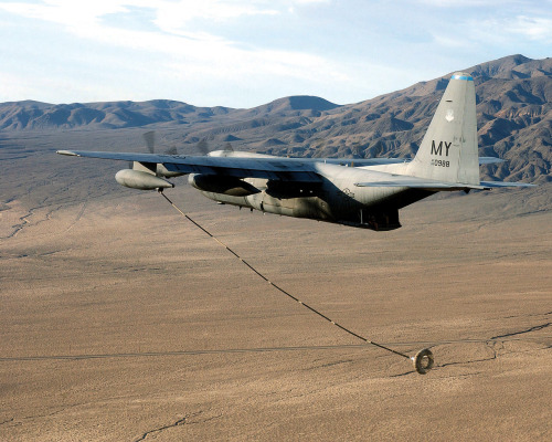 HC-130P/N King (via Official U.S. Air Force)